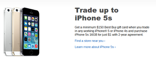 iPhone 5s Deals