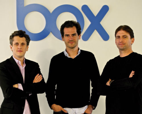 Box acquires mobile App Folders for Integration in iOS Client