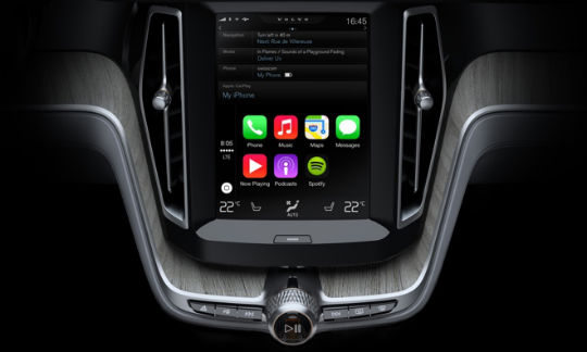 Apple debuts CarPlay
