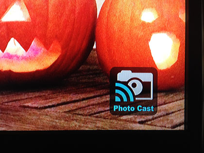 Photo Cast 2 app Chromecast iOS