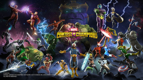 Marvel Contest of Champions  title=