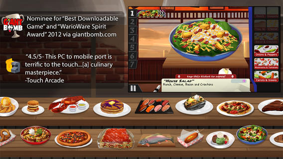 Cook  Serve  Delicious  Mobile. Cook  Serve  Delicious  Now Available for the iPhone  Free Games