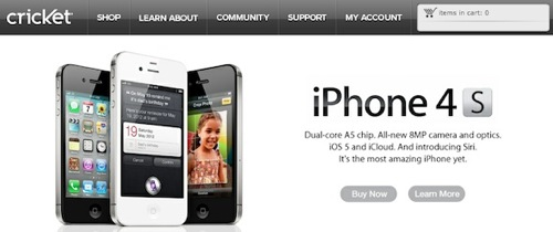 Pre-Paid iPhone 4S