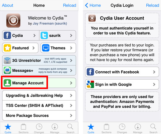 How to Restore Cydia Purchased Packages | The iPhone FAQ