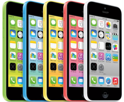 Apple to discontinue iPhone 5c