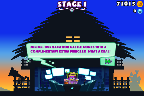 Adult Swim Castle Doombad