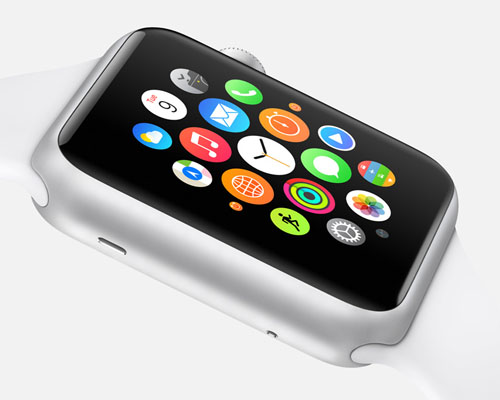 "Apple Watch in the box""  title="