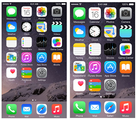 What Is Display Zoom On The Iphone The Iphone Faq