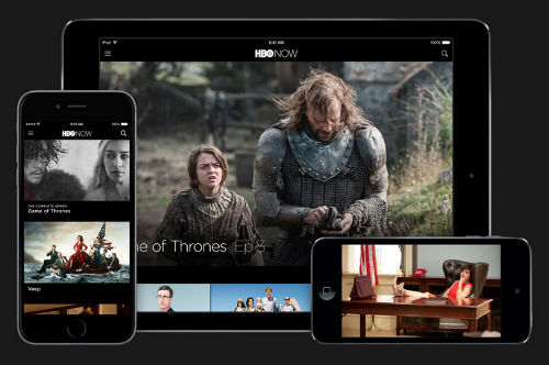 HBO Now does not require a long term service contract.