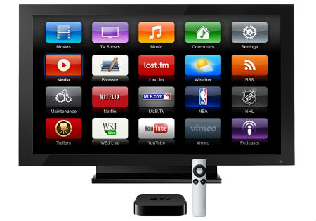 You do not have to pay a monthly fee to use Apple TV.