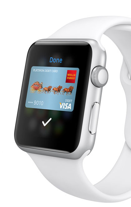 "Apple Watch NFC Apple Pay""  title="