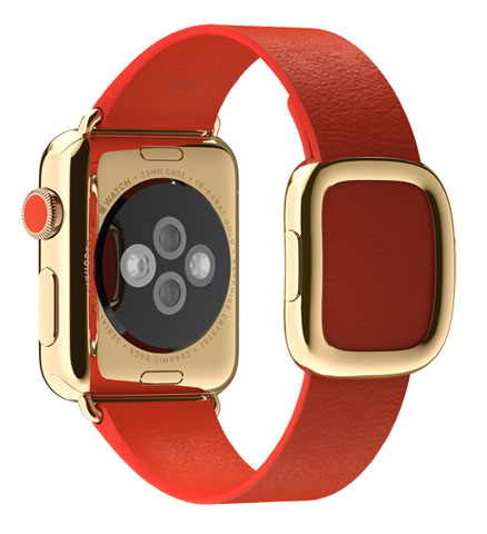 "Apple Watch Edition gold 38mm""  title="