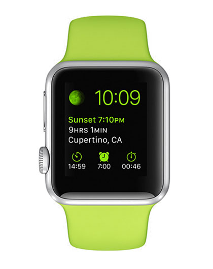 "Apple Watch left hand use""  title="