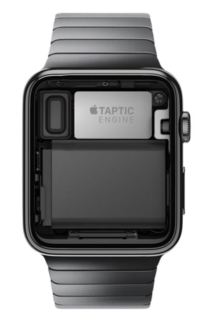 "Apple Watch Taptic Engine""  title="
