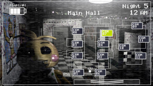 "Five Nights at Freddy 2""  title="