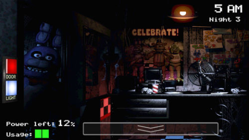 Five nights at freddy s is probably more enjoyable on the larger ipad