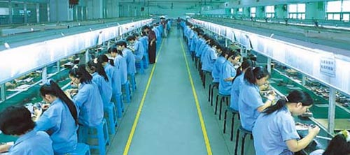 apple iphone foxconn factory
