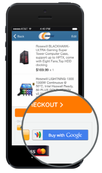 Google Wallet Instant Buy