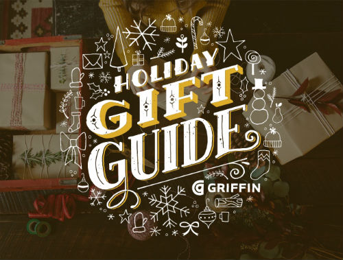 Griffin Technology Holiday Gift Guide