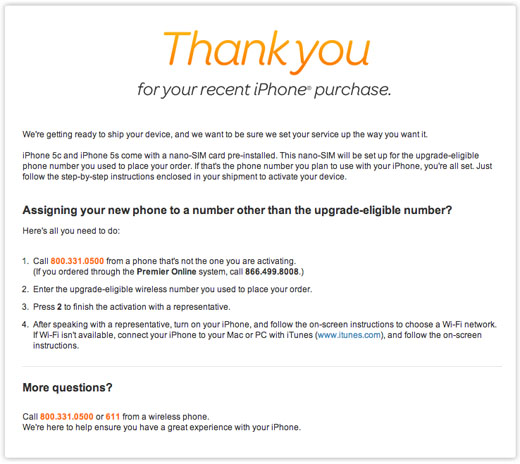 How to Swap an iPhone Upgrade on AT&T [Cross Upgrade] | The ...