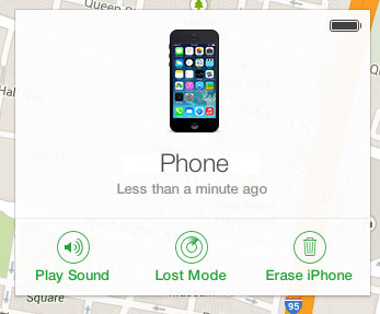 find my iphone dead battery how to use find my iphone with icloud the iphone faq 16918