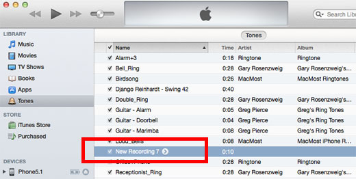 how to change ringtone on iphone 5 how to convert voice memos into iphone ringtones 7536