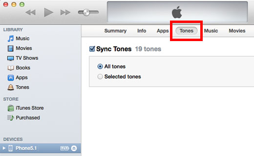 iOS voice memo to ringtone 4