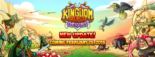 Kingdom Rush Origins: Hulking Rage