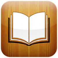 Apple iBooks iOS logo icon