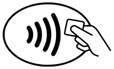 Apple Pay NFC terminal