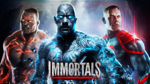 "WWE Immortals""  title="