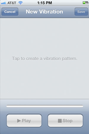 ios 5 great features vibration alerts