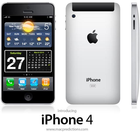 apple iphone fourth generation