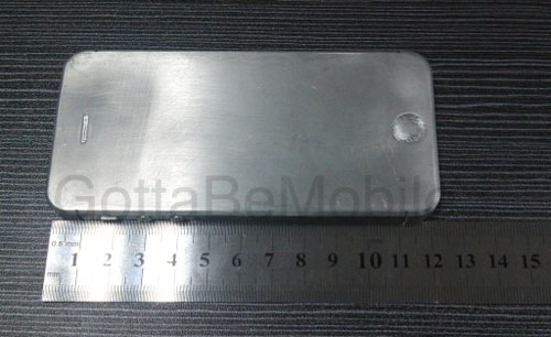 iPhone 5 engineering