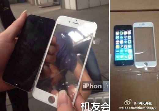 iPhone 6 leak 4.7 inch