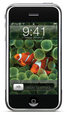 Where Can I Download The Original Iphone Clownfish Wallpaper
