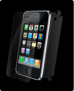iphone 3g invisibleshield for the 3g iphone