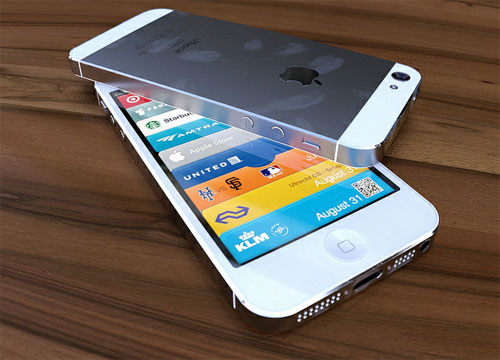 iphone5 render 1 iPhone 5