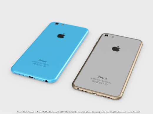 iPhone 6 and iPhone Air to launch September 25