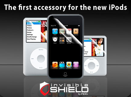 Invisibleshield Screen Protector For Ipod Touch Ipod