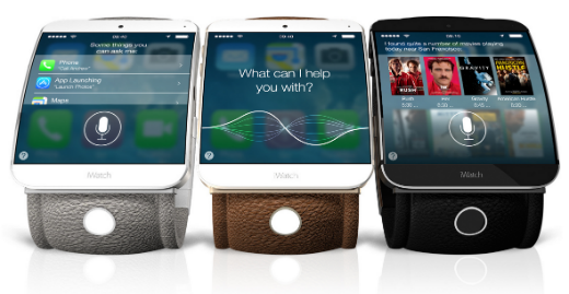 iWatch to debut with 3 models