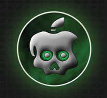 Apple AT&T Jailbreak GreenPois0n RC6 untethered 4.2.1