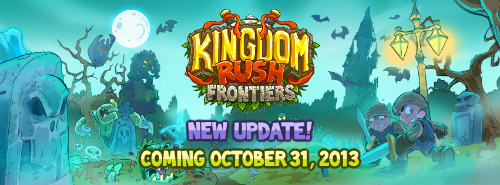 Kingdom Rush Frontiers Halloween