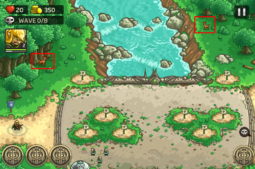 "Kingdom Rush Origins Achievements""  title="