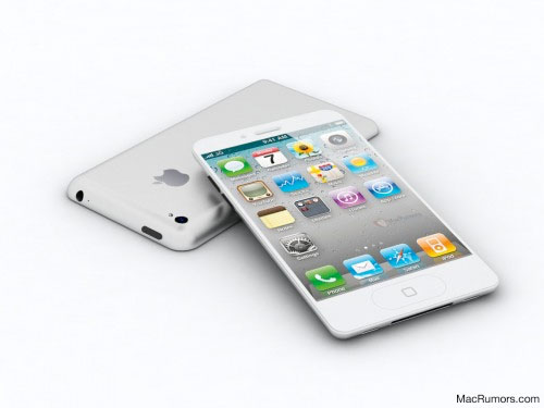 MacRumors designs iPhone 5 mockup