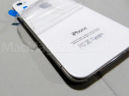 iPhone 4 made in Brazil