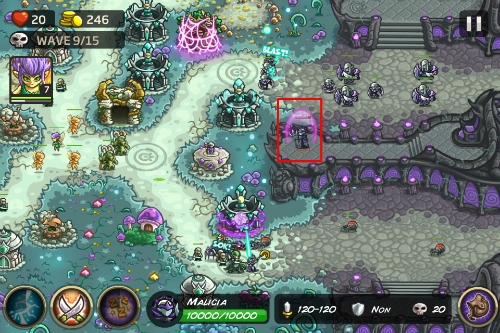 Kingdom Rush Origins Achievements And Easter Eggs The