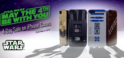 PowerA Star Wars Cases