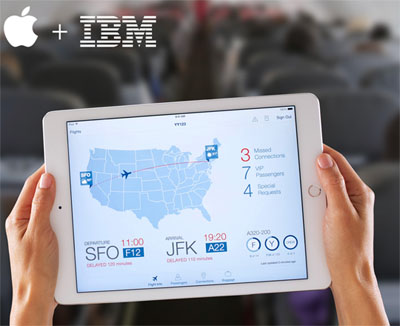 Apple and IBM reveal first MobileFirst apps