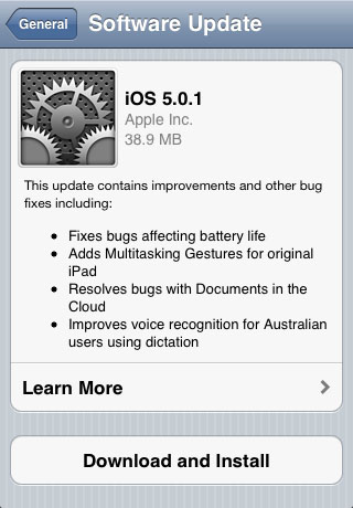 Download ios 5. 0. 1 firmware for iphone 4s and ipad 2.
